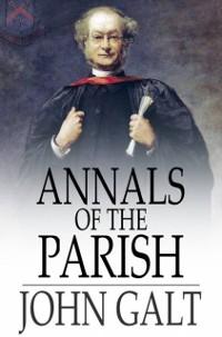 Cover Annals of the Parish