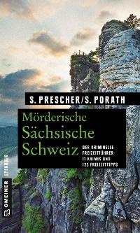 Cover Mörderische Sächsische Schweiz