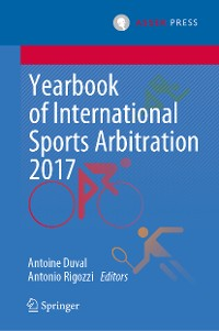 Cover Yearbook of International Sports Arbitration 2017