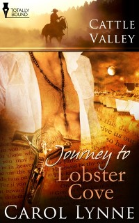 Cover Journey to Lobster Cove