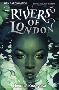 Cover Rivers of London