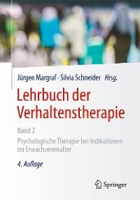 Cover Lehrbuch der Verhaltenstherapie, Band 2