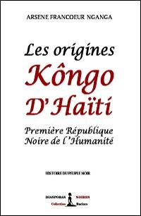 Cover Les origines Kôngo d'Haïti