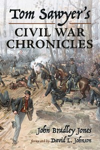 Cover Tom Sawyer's Civil War Chronicles