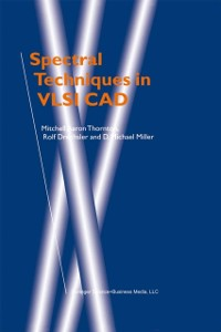 Cover Spectral Techniques in VLSI CAD