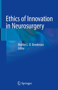 Cover Ethics of Innovation in Neurosurgery