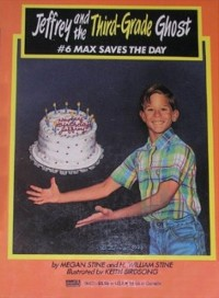 Cover Max Saves the Day