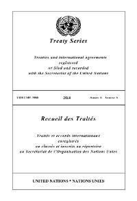 Cover Treaty Series 2980/Recueil des Traités 2980