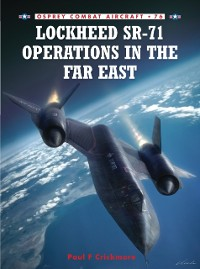 Cover Lockheed SR-71 Operations in the Far East