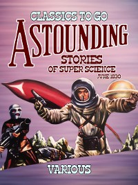 Cover Astounding Stories of Super Science June 1930