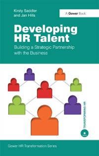 Cover Developing HR Talent