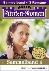 Cover Fürsten-Roman Sammelband 4 - Adelsroman