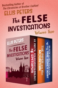 Cover Felse Investigations Volume Two