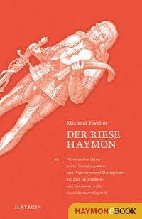 Cover Der Riese Haymon