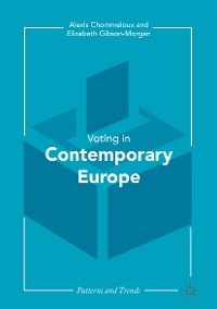 Cover Contemporary Voting in Europe