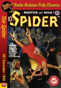 Cover The Spider eBook #87