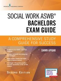 Cover Social Work ASWB Bachelors Exam Guide