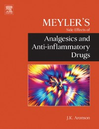 Cover Meyler's Side Effects of Analgesics and Anti-inflammatory Drugs