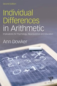 Cover Individual Differences in Arithmetic