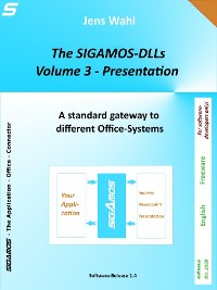 Cover The SIGAMOS-DLLs - Volume 3: Presentation