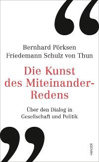 Cover Die Kunst des Miteinander-Redens