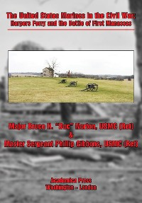 Cover The United States Marines in the Civil War
