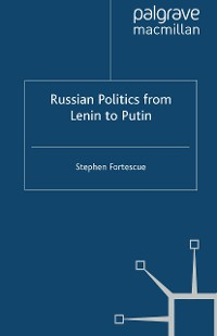 Cover Russian Politics from Lenin to Putin