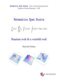 Cover Funzioni reali di n variabili reali
