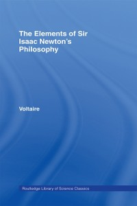 Cover Elements of Newton's Philosophy