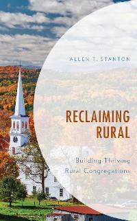 Cover Reclaiming Rural