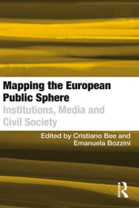 Cover Mapping the European Public Sphere