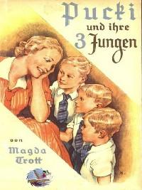 Cover Pucki und ihre drei Jungen (Illustriert)