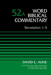 Cover Revelation 1-5, Volume 52A