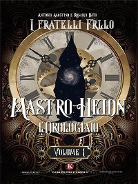 Cover Mastro Heidn l'Orologiaio