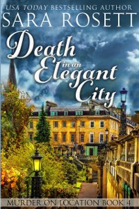 Cover Death in an Elegant City