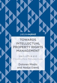 Cover Towards Intellectual Property Rights Management