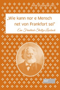 Cover Wie kann nor e Mensch net von Frankfort sei