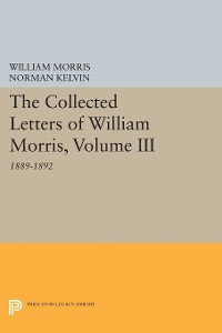 Cover The Collected Letters of William Morris, Volume III