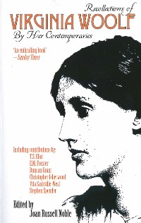 Cover Recollections of Virginia Woolf By Her Contemporaries