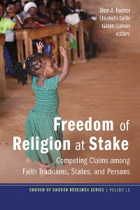 Cover Freedom of Religion at Stake