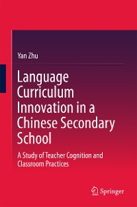 Cover Language Curriculum Innovation in a Chinese Secondary School