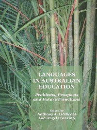 Cover Languages in Australian Education