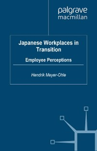 Cover Japanese Workplaces in Transition