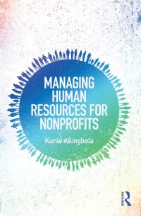 Cover Managing Human Resources for Nonprofits