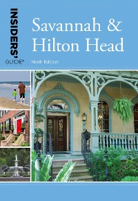 Cover Insiders' Guide® to Savannah & Hilton Head