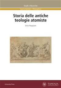 Cover Storia delle antiche teologie atomiste