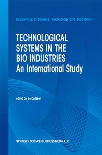 Cover Technological Systems in the Bio Industries
