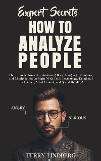 Cover Expert Secrets – How to Analyze People