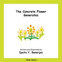 Cover The Concrete Flower Generates