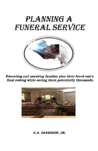 Cover Planning A Funeral Service